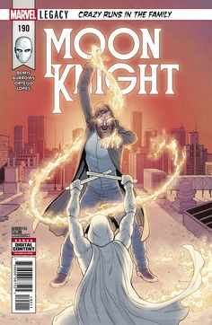Browse the Marvel Comics issue Moon Knight Learn where to read it, and check out the comic's cover art, variants, writers, & more! Marvel Comic Books, Comic Book Characters, Comic Books Art, Comic Art, Book Art, Moon Knight 2016, Marvel Moon Knight, Knight Art, Comics Universe