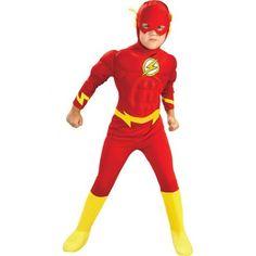 Disfraz de Flash para niño - 44.99