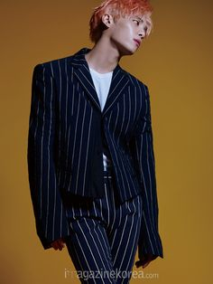 Jong Hyun - Harper's Bazaar Magazine June Issue '16