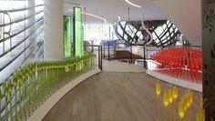 Expo 2015 - Azerbaijan Pavilion features Florim floor and wall tiles. http://www.florim.it/en/2015/05/14/florim-protagonist-expo-2015-azerbaijan-treasure-biodiversity/   #expo2015 #pavilion #Azerbaijan #Simmetrico #design #Florim #floor #tiles #best practices  #Milan #architecture #padiglione #Azerbaigian #pavimento #piastrelle #madeinitaly