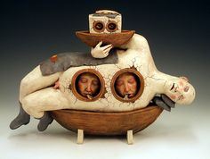 The Tale of the Mariner's Toy Boat (front) | Flickr - Photo Sharing! Avery Palmer