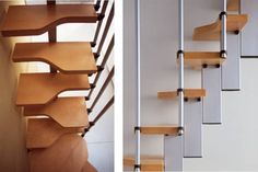 Compact Staircase Designs