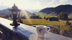 Romania / cheile gradistei / travel / mountains / view / coffee