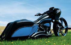 Custom Harley Baggers   Harley Davidson Wallpaper for Desktop