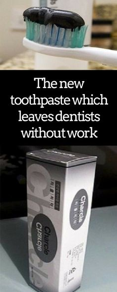 The new toothpaste which leaves dentists without work