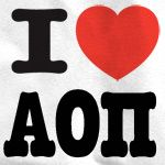 Alpha Omicron PI  - Alpha PI Chapter  Florida State University   Tallahassee FL