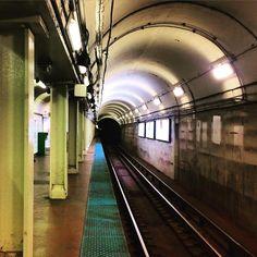 """"""" #Chicago #cta #redline #northclybourn #subway #sundayfunday"""""""
