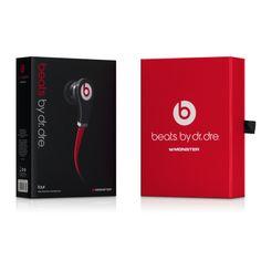 beats earphones and headphones packaging