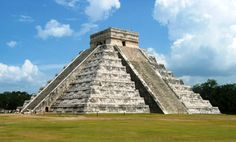 Dit is de tempel van de azteken.