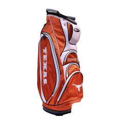 Team Golf Texas Longhorns Victory Cart Bag, Multicolor