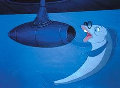 the incrredable mister limpett | The Incredible Mr. Limpet helped the U.S. Navy locate Nazi submarines.