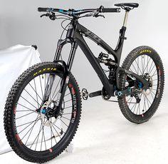 Dogboy's Yeti SB66c - Dogboy's Bike Check - Vital MTB