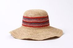 The Knit and Drive: RAFFIA CROCHET HATS FOR SUMMER