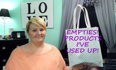 Empties! Products I've Used Up 2014 #2 | LivingLovingMakeup on YouTube