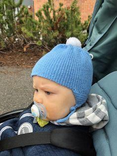 Vauvan virkattu pipo, joka istuu kuin hanska! • Kuippana