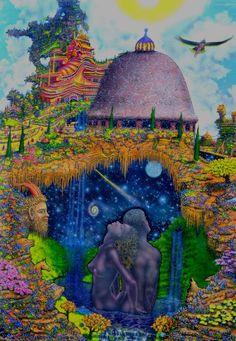 Visionary Art Blog
