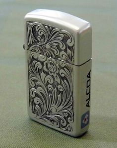 Vintage Old Crow Bourbon Advertising Cigarette Lighter by Park Lighter, Murfreesboro, TN, Made in U.S.A.