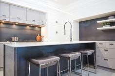 #dreamkitchen #interiordesign Interior Design, Kitchen, Table, Furniture, Home Decor, Nest Design, Cooking, Decoration Home, Home Interior Design