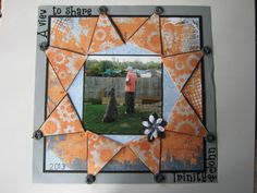 A View to Share - Great Dane - using buttons