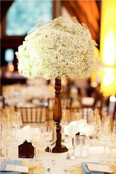i dont care for babys breath but I like this.