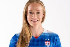 Becky Sauerbrunn 2015 FIFA Women's World Cup - U.S. Soccer