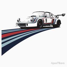 1974 Martini Racing Porsche 911