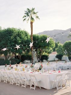 Photography : Christine Doneé Photography Read More on SMP: http://www.stylemepretty.com/2017/01/16/hot-pink-palm-springs-wedding/