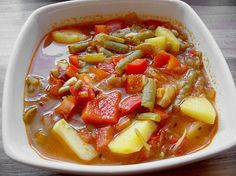 Griechischer Kartoffel - Gemüse - Topf, ein gutes Rezept aus der Kategorie Eintopf. Bewertungen: 132. Durchschnitt: Ø 4,3.