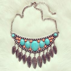 Gypsy Spell Necklace