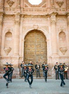 Mexico Wedding Mariachi Band