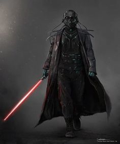 Star Wars Art Challenge Features Crazy Dark Side Redesigns | moviepilot.com