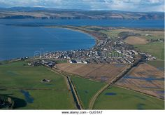 ardersier | Ardersier or Cambletown on the Moray Firth out towards Fort George and ...