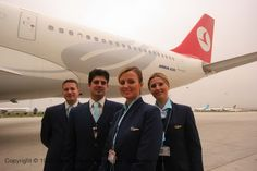 Turkish Airlines Cabin Crew - 2000's A perfect job which makes the dreams come true..