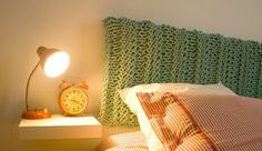 DREAMING WITH TRICOT HEADBOARD