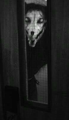 The creepiest pictures can seriously mess with your head. Can you handle these scary pictures? These are 25 creepy pictures that you'll find terrifying. Arte Horror, Horror Art, Horror Pictures, Gothic Horror, Creepypasta, Dark Fantasy, Images Terrifiantes, Art Sinistre, La Danse Macabre