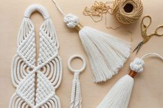 See how this New Zealand interiors expert is putting her own modern spin on macramé.