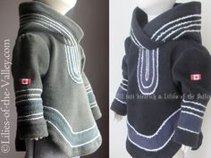 Toddler Hoodie Inuit inspired Naglingnakuni, I can so imagine my son and irniq… Toddler Outfits, Kids Outfits, Cool Outfits, Folk Fashion, Kids Fashion, Inuit Clothing, Kids Coats, Keep Warm, Winter Wear