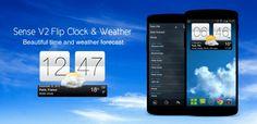 Sense V2 Flip Clock & Weather v1.01.07 (Mod Ad Free)   Jueves 7 de Enero 2015.  Por: Yomar Gonzalez | AndroidfastApk  Sense V2 Flip Clock & Weather v1.01.07 (Mod Ad Free) Requisitos: 2.3  Información general: Sentido V2 tirón Reloj y El tiempo es una aplicación de reloj y el pronóstico del tiempo digital con todas las funciones La aplicación cuenta con lo siguiente: - 3 tamaño del widget 4x2 y 4x3. 5x2 - Animación por hojeada - Varias pieles de widgets para elegir - Diferentes pieles icono…