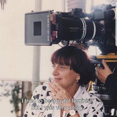i just watch movies all day long. Agnes Varda, Movie Lines, Film Quotes, Film Stills, Cinematography, Filmmaking, Movie Tv, Movies And Tv Shows, Photos