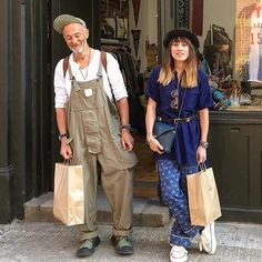 Dungarees, Overalls, The Sun Today, Nigel Cabourn, Ariana Grande Outfits, We Wear, How To Wear, Vintage Denim, Pant Jumpsuit