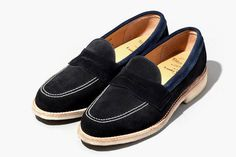 Deluxe X Loake Penny loafer  http://www.facebook.com/DressShoesandSneaker  http://dressshoesandsneakers.tumblr.com/