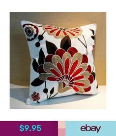 $9.95 - Pillow Cases Home Decor Cotton Linen Pillow Case Sofa Waist Throw Cushion Cover #ebay #Home & Garden