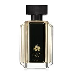 Avon Imari Elixir Eau de Toilette Spray   Where Passion Deepens! Feel the intensity of passion with tempting juicy blackberry essence, seductive rose absolute and hypnotic pure vanilla extract.
