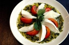 Caprese Salad by Food Frenzy Digest