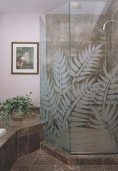 Custom made the neo angle enclosure fixed panels are mitred to ensure minimal splash and provide attractive appearance. Invisible Shield glass protectant available Rustic Shower Doors, Dream Home Design, House Design, Neo Angle Shower, N21, Shower Enclosure, Glass Shower, Family Pictures, Tapestry