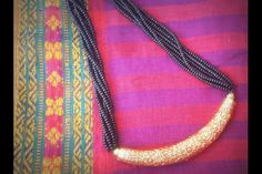 Maharashtrian Mangalsutra - Chandaa From Aionios Creations
