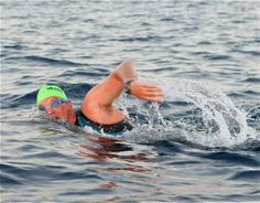 The Daily News of Open Water Swimming: The Great Lake Swim - The Window Of Opportunity : Jamie Patrick announced the dates of his swim wind. Open Water Swimming, Great Lakes, Daily News, Opportunity, Window, Windows