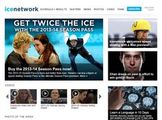 The all-new icenetwork is live. Go ahead, take a look around. Further enhancements are on the way in the coming days.