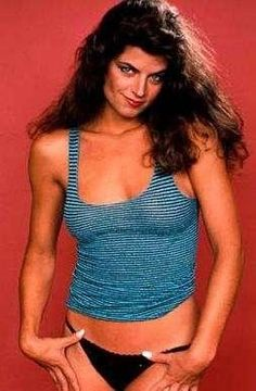 Kirstie Alley 1981