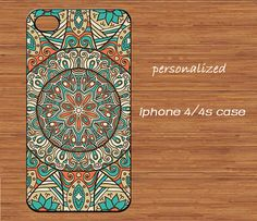 Mandala iPhone 4 Case,Mandala pattern iPhone 4 4g 4s Hard Case,Mandala cover skin case for iphone 4/4g/4s case,More styles for you choose